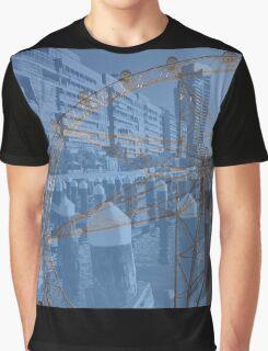 Dock Wheel Graphic T-Shirt