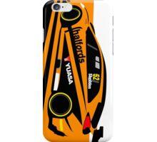 Gordon Shedden Halfords Honda Yuassa Racing 2016 Touring Car BTCC iPhone Case/Skin