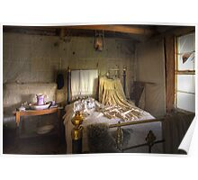 Ned Kelly Home - 2nd bedroom Poster