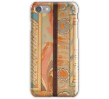 Album of Calligraphies Including Poetry and Prophetic Traditions iPhone Case/Skin