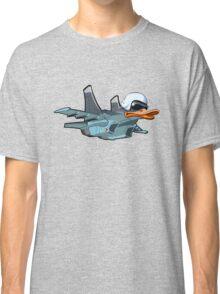 Cartoon Jetbird Classic T-Shirt