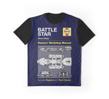 Haynes Manual - Battlestar - T-shirt Graphic T-Shirt