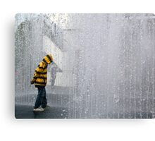 To bee or not to bee!!!  Canvas Print