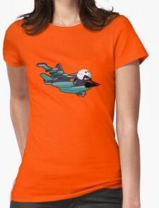 Cartoon Jetbird T-Shirt