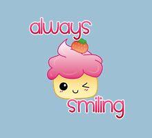 kawaii always smiling Unisex T-Shirt
