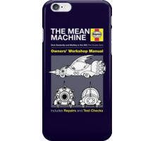 Haynes Manual - Mean Machine - T-shirt iPhone Case/Skin