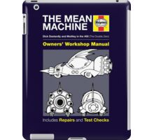 Haynes Manual - Mean Machine - T-shirt iPad Case/Skin