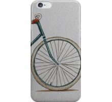 Putting the cycle in recycled! iPhone Case/Skin