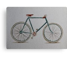 Putting the cycle in recycled! Canvas Print