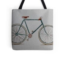 Putting the cycle in recycled! Tote Bag