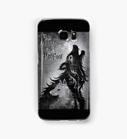Moony & Padfoot Samsung Galaxy Case/Skin