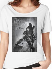 Moony & Padfoot Women's Relaxed Fit T-Shirt