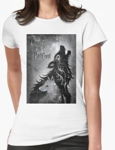Moony & Padfoot Womens Fitted T-Shirt