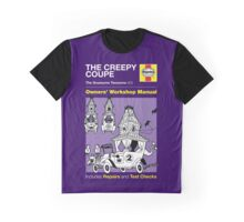 Haynes Manual - The Creepy Coupe - T-shirt Graphic T-Shirt