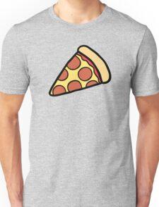 Pepperoni Pizza Pattern Unisex T-Shirt
