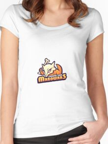Marowaks Women's Fitted Scoop T-Shirt