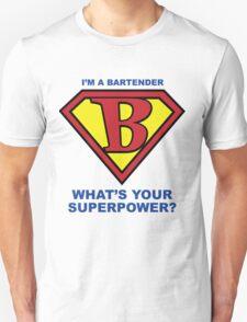 I am the Bartender Unisex T-Shirt