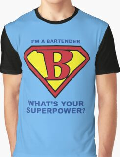 I am the Bartender Graphic T-Shirt