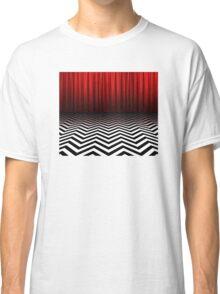 Twin Peaks - Black Lodge Classic T-Shirt