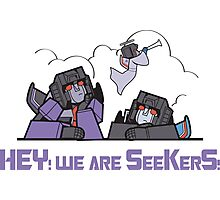 transformers seeker Photographic Print