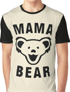 MAMA BEAR Graphic T-Shirt