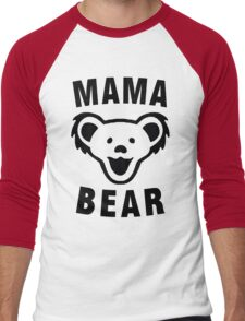 MAMA BEAR Men's Baseball ¾ T-Shirt