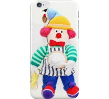 A cook of many colours iPhone Case/Skin