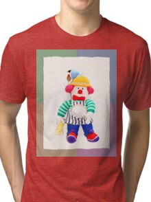 A cook of many colours Tri-blend T-Shirt