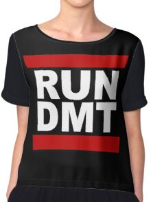 RUN DMT Chiffon Top