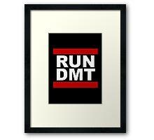 RUN DMT Framed Print