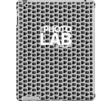 Camera & Canister Photo Lab Logo iPad Case/Skin
