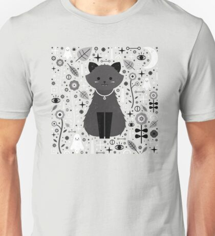 Kitten Fang Unisex T-Shirt
