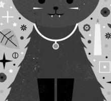 Kitten Fang Sticker