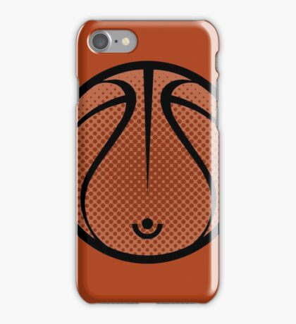 Vector Basketball iPhone Case/Skin