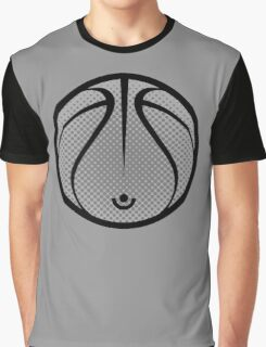 Vector Basketball Graphic T-Shirt