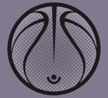 Vector Basketball Kids Tee