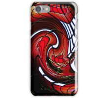Abstract stained glass iPhone Case/Skin