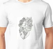 Shattered Heart Unisex T-Shirt