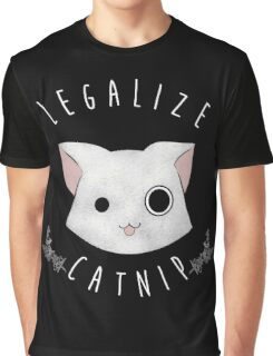 Legalize Catnip Graphic T-Shirt