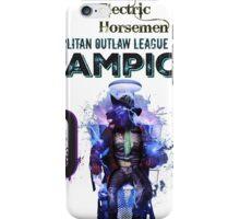 2015 COL Champions - Electric Horsemen iPhone Case/Skin