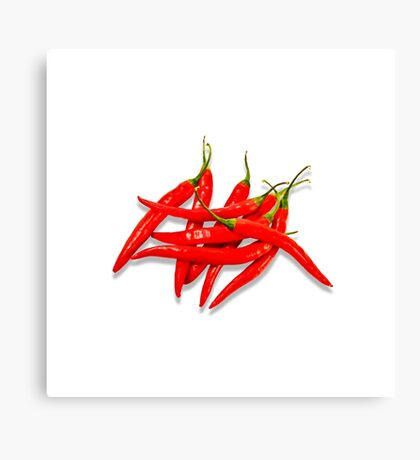Spicy Canvas Print
