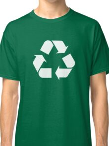 Recycle Go Green Classic T-Shirt