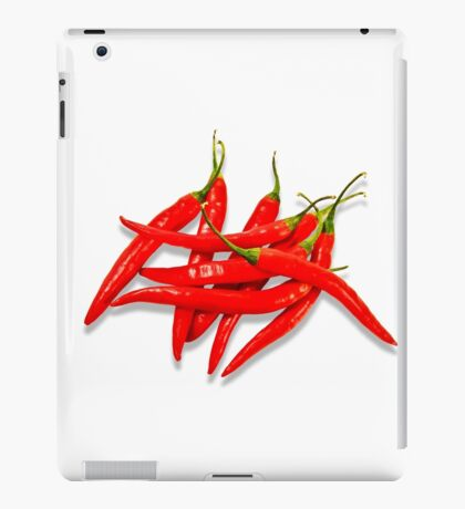 Spicy iPad Case/Skin