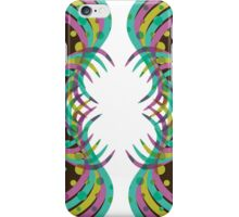 Abstract Spring Bloom iPhone Case/Skin