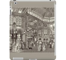 The Arcade (Monochrome) iPad Case/Skin