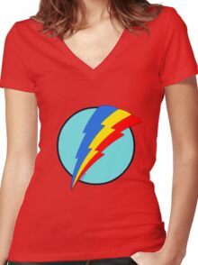 The Dash Women's Fitted V-Neck T-Shirt