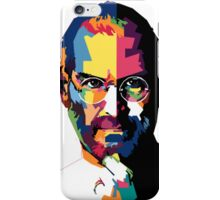 Steve Jobs | PolygonART iPhone Case/Skin