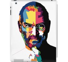 Steve Jobs | PolygonART iPad Case/Skin