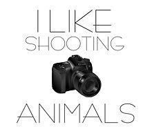 Photography Humour Nature Animals Wildlife Funny Photographic Print