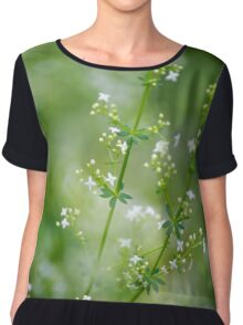 Bedstraw Wildflower Chiffon Top